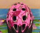 Шлем велосипедный, ролики 52-57см