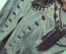 Дизайнерский гусарский пиджак