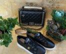Набор Chanel- сумка и обувь