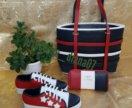 Набор-Сумка, обувь и кошелёк  Tommy Hilfiger
