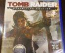 Tonb Raider ps4 definitive edition