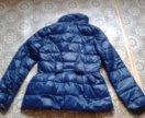 Куртка синяя 42-44