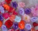 Набор цветов большой
