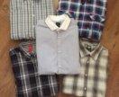 Пакет фирменных мужских рубашек