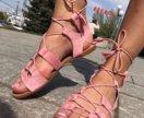 Боссоножки на шнуровке