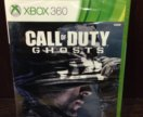 Call of Duty Ghosts ENG Xbox 360 (Новый)