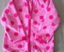 Детская флисовая кофта H&M