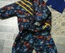 Полукомбинезон и куртка (шапочка в подарок) 😉