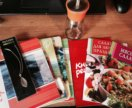 Тетради, книжки и пр