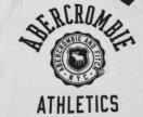 Новая детская футболка Abercrombie and Fitch