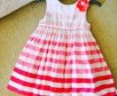 Платье 86-92 mathercare