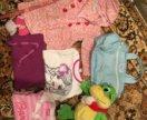 Детские вещи и игрушки за все 200 рублей