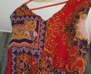 Платье-сарафан (подойдёт и для беременяшек)