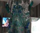 Шелковый халат из Китая