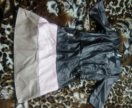 Новое платье из эко кожи