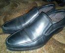 Туфли (ботинки) на меху Т