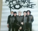 Плакат My chemical romance