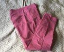 Брюки/джинсы летние. Хлопок. 50-52 размер