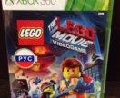 Lego Movie Xbox 360 (Новый)