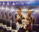 UFC 2 PS4 (Новая)