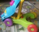 Машина каталка ходунки