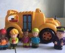 Школьный автобус Battat