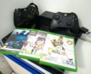 Microsoft Xbox One чек, гарантия, 2 джойст