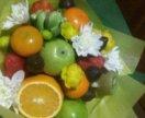 Сочный букетик  витамин. фруктовый вкусный подарок