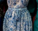 Платье легкое летнее ,