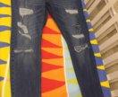 Новый брендовые джинсы р 56