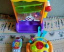 Игрушки Fisher price, Kiddieland, Baby go