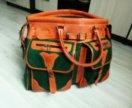 Дорожная сумка (кожа)