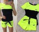 Костюм с шортами Nike 44-50