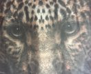 Леопард 😊 женская майка