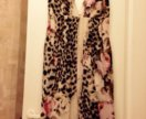 Платье, нат. шелк 46рClips