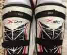 Щитки на колени для хоккея