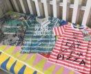 Новые фирменные футболки р 110,116