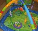 Детский развивающий коврик. Улыбка детства.