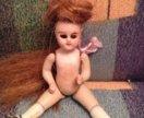 Немецкая антикварная кукла