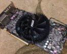 Radeon HD 6850 MSI игровая видеокарта