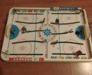 Настольный хоккей с чехлом