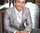 Мужской костюм+рубашка+галстук
