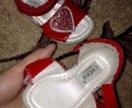 Детская обувь р19 (Босоножки) Cherie(Черри)