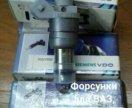 Форсунки топливные комплект на ВАЗ и ГАЗ, УАЗ