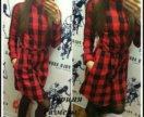 Рубашка-платье 44,46