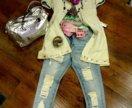 Летнии джинсы, шорты в ассортименте