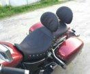 Перетяжка сидений мотоциклов
