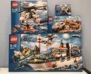 Lego City 60011-14 Береговая охрана б/у