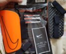 Футбольные щитки Nike (L)