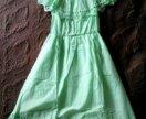 Платье в стиле Кармен. Хлопок 100 '/,. Новое